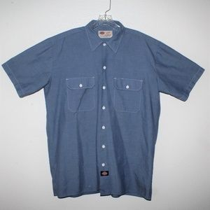 Dickies Button Up